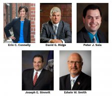 Erie Judicial Candidates Rated by Attorneys